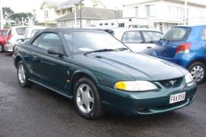 96 Mustang